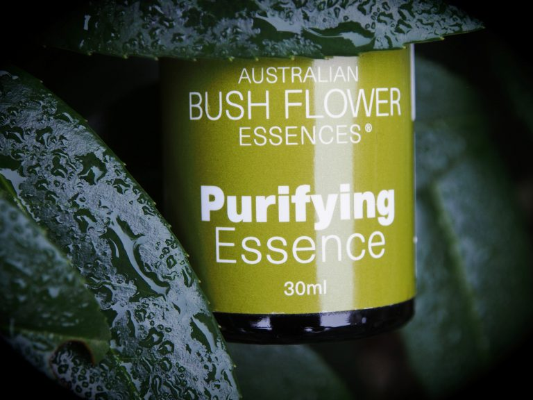 Jak mi fungují Australské květové esence, směs Očištění